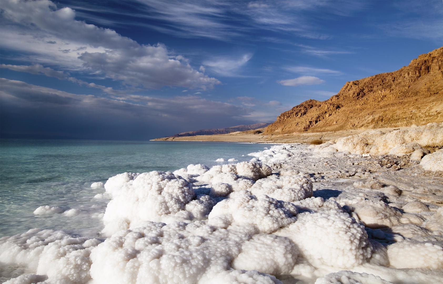 06-חוף בים המלח Dead Sea